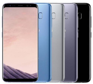 "Abierto original Samsung Galaxy S8 G950U LTE Android teléfono móvil GSM Octa Core teléfono 5.8"" 12MP RAM 4G 64G ROM NFC reformado"