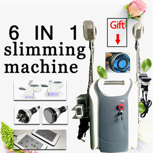 Top Cryolipolysis Fat Freeze Machine Lipolaser Cryotherapy Lipo Laser Ultrasonic Cavitation RF Massager Slimming Machine Health & Beauty
