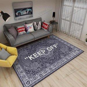 FB 또는 인 - 문자 침실 비 슬립 매트 카펫 거실 부엌 바닥 매트에서 고객을위한 RUG 링크