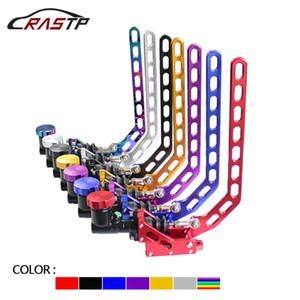 RASTP-Coloured Aluminium Hydraulic Drift Hand Brake Racing Parking Leva a leva con serbatoio dell'olio di bloccaggio RS-HB917