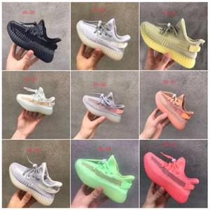 True Form Infant v2 Hyper space Zapatillas de deporte para niños Clay Kanye West Zapatillas de deporte para niños pequeños Zapatillas de niño grandes Zapatillas de deporte para niños pequeños