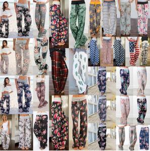 27 Farbe Yoga Fitness Hose mit weiten Bein-Frauen-beiläufigen Sporthosen Fashion Haremshosen Palazzo Capris Lady Hosen lose lange Hose YYA1062