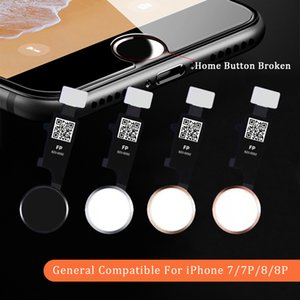 2019 new Universal Home Button Flex For iPhone 7 7p 7G 7plus 8G 8 8p 8plus Return Solution Fix fingerprint problem
