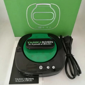 Dispositivo Tarik Rosin estratto Presser T-Rex Controllo di temperatura estrattore della cera dell'olio Liquidizer con display LCD Heat Tool vaporizzatore