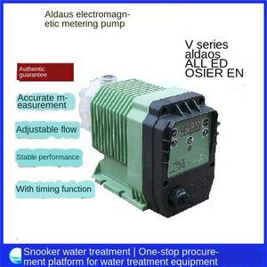 Pompa dosatrice elettromagnetica a membrana / pompa di flusso / dosaggio acido e resistente alla corrosione
