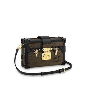 2019 M53828 Petite Malle Mulheres Bolsas Iconic Bolsas Top Alças Shoulder Bags Totes Corpo Cruz Bag Evening Embreagens