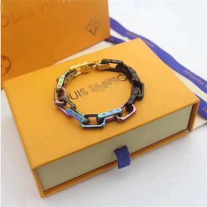 Top Quality Designer Female square four leaf clover 3 colors round leaf two layer Louìs Vuìttõn r bracelet for women gift
