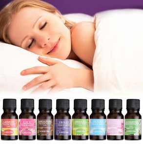 10ml Pure Essential Oils For Aromatherapy Diffusers Essential Oils Organic Body Relieve Stress Oil Skin Care Help Sleep