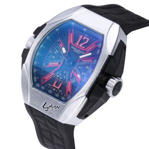 19 3AA мужские золотые известные часы top Brand Luxury мужчины женщины кварцевые часы автоматические творческие топы роль роскошные модные Механические наручные часы