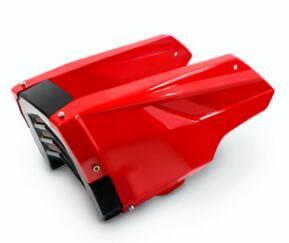 Motocicleta MSX 125 MSX125-SF Motor protector Sob Cow Fair Bellyt Red