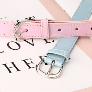 Women's sweet patent leather wide belt all-match women's dress jeans and jeans decorative belt