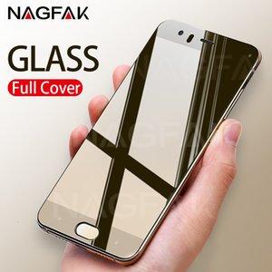Schutzglas für Xiaomi Mi5 5S 5X 5S Plus-MI6-Schirm-Schutz Flim 9H On Für Xiaomi Mi 6 Mi 5 gehärtetes Glas
