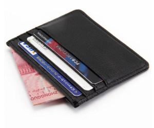 Designer-Kartenhalter Brieftasche der Frauen der Männer Luxus-Kartenhalter Handtaschen Leder Kartenhalter schwarz Geldbörsen kleine Geldbörsen Designer-Handtasche
