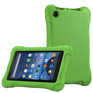 7 Inch Case For Amazon Kindle Fire HD Protective Shell Skin Silicone Case Cover Durable Super Sturdy Lightweight Protective