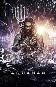 Dawn of Justice Aquaman Trident Collana Jason Momoa Costume arma Collana Justice League Trident Collane con corda di cuoio