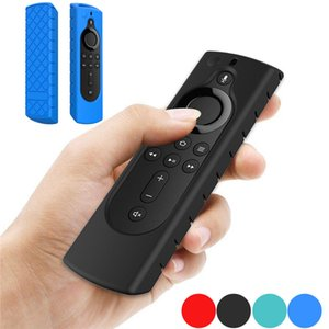 For Fire TV-Stick 4K TV-Stick Fern Silicone Case Schutzhülle Haut