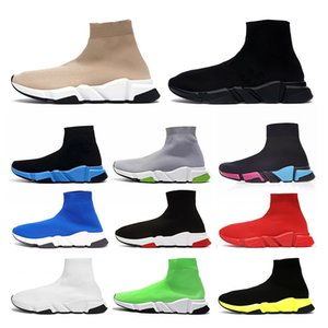 2020 designer sock sports shoes speed trainer luxury womens mens casual shoes tripler étoile vintage sneakers socks boots platform trainers