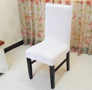 Dining Chair Covers Wedding Slipcovers Banquet Stretch Seat Covers Home Decor