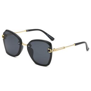New MLLSE Mode übergroße quadratische Sonnenbrille Frauen Markendesigner Retro Retro Big Box Frauen Sonnenbrille Frauen Sonnenbrille