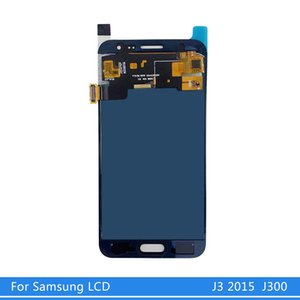 "Qualitäts-Wiedereinbau 5.0"" für Samsung Galaxy J3 2015 J300H J300F J300 LCD-Display mit Touch-Screen-Analog-Digital-Sensor-Panel"