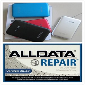 2019 best quality newest Alldata V10.53 Alldata 10.53with auto repair soft-wares in 640GB HDD