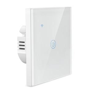 Interruptor Inteligente Inteligente Início Controle WiFi Toque