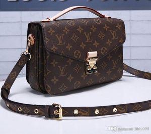 M40787-11 trasporto libero 2020NEW Fsahion borse DONNE Messenger Bag delle donne delle borse tracolla leathe crossbody bag di moda