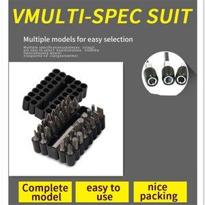 33 шт безопасности дрель комплект с магнитной Сверло для Bosch Go Extension Holder Set шестиугольная отвертка High Speed Steel Bit