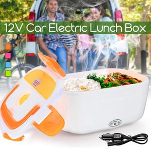 12 V 1.05L Tragbare Elektrische Auto Beheizte Lunchbox Lagerung Von Lebensmitteln Bento Box Erwärmung Container für Reise Schule Office Home Geschenk C18112301