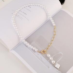 pérola gargantilha antigo colar de designer de jóias colar de acessórios de moda feminina presente coringa populares luxo designer de jóias mulheres gargantilha