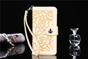 Nuevo Kickstand Designer Phone Case Flip Wallet Funda de cuero de parachoques para iPhone XS Max / XR X 8/7/6 Plus Carcasa para teléfono móvil con ranura para tarjeta