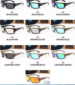 kutu ile Kosta sunglasses.580P4 Üst marka tasarımcısı sunglasses.luxury erkek ve kadın Kosta spor sunglasses.UV400 kaliteli