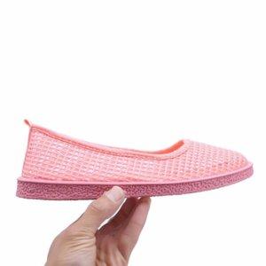 여성 플랫 신발 여성 여름 편안한 통기성 에어 메쉬 보트 슈즈 발레 플랫 로퍼 나막신 검투사 샌들
