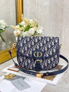 Один классический дамская сумка высокая-конец пользовательские качества диагональный крест сумка мода тенденция досуг стиль золотой металлические аксессуары с дет