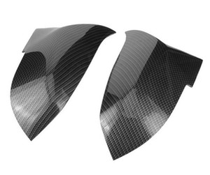 1 Pair Coperchio specchietto retrovisore per BMW F20 F21 F22 F30 F32 F36 X1 F87 M3 2012 2013 2014 2015 2016 2016 2017