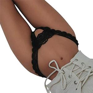 1pc sexy bragas mujeres encaje calzoncillos flores transpirable bajo cintura interior ropa interior más tamaño bragas g-string lencería coronas
