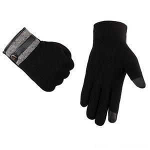 Men Thermal Full Finger Smartphone Touchscreen & Mittens Hats, Scarves & Breathable Driving Gloves Winter Motorcycle Ski Snow Gloves Guantes