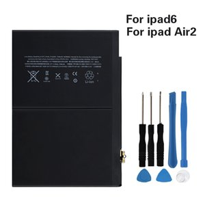 A1547 High capacity for iPad 6 air 2 battery A1566 A1567 The tablet battery 7340MAH Tablet PC Batteries