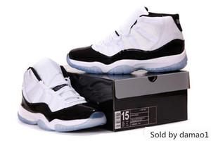Basketbol Ayakkabıları 11 s Concord Açık Sneakers Bred Büyük Erkekler Bize 14 15 16
