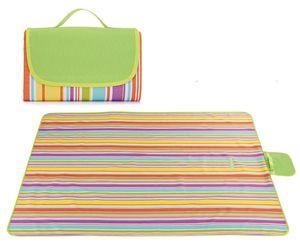 146 * 80 cm Almohadillas plegables impermeables para acampar al aire libre Widen Picnic Mat Plaid Manta de playa Bebé Multijugador Turístico Mat