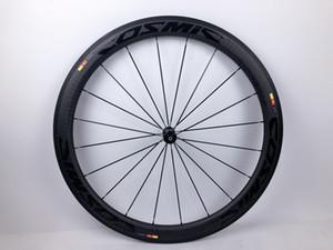 Быстрый и легкий углерода OEM колес 700С 38мм 50мм дорожный велосипед углерода довод трубчатый колеса комплект Аэро УД 12К 3К саржевого переплетения дорожной колесной