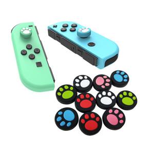 Pairs(10pcs) Switch Thumb Grip Set Joystick Cap, Silicone Analog Stick Cap for Joy-Con Controller