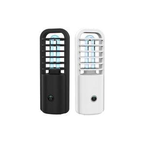 Portable USB UV Desinfecção lâmpada de carregamento Household Veículo UVC Esterilização Lamp Mini UV Esterilização Luz LJJO7801