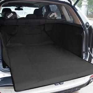 Auto-Anti-dirty-Pad wasserdichte Anti-Rutsch-Kofferraum Pad Verdickung verschleißfeste Haustier Matte hochwertiges Oxford Tuch