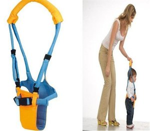 Tout-petit bébé Sécurité d'apprentissage Courroie de sangle confortable Harnais adjoint Walker Keeper infantile d'apprentissage Walker Ailes avec Opp Sac