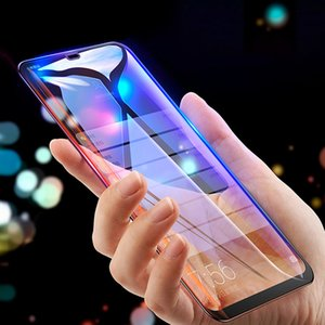 0.3mm Ultra Thin Full Coverage Protective Glass For Xiaomi 8 9 Screen Protector 9H Hardness 3D Surface Tempered Glass For Xiaomi Mi 8 Mi 9
