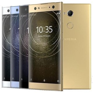 Original Refurbished Sony Xperia XA2 Ultra H3223 H4213 6.0 inch Octa Core 4GB RAM 32GB ROM 23MP NFC 4G LTE Unlocked Smart Phone 5pcs