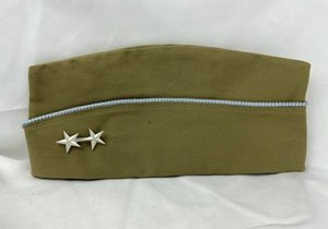 tomwang2012. Ww2 Us Army Infantry Uniform Garrison Cap Officer 2 star Major General Rank hat