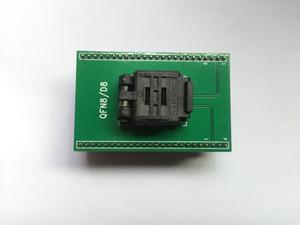 QFN8 TO DIP Programming Adapter 08QN50T22020 Test per test IC QFN8P 0,5mm Pitch Dimensioni del corpo IC 2x2mm Burn in Socket