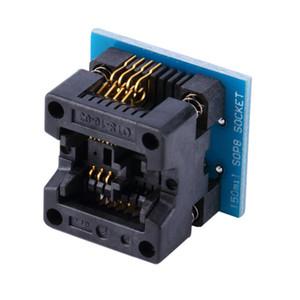 ACT 1 pc SOP8 SO8 SOIC8 à DIP8 EZ Programmation Adaptateur Module Convertisseur De Socket 150mil IC Socket Adaptateur
